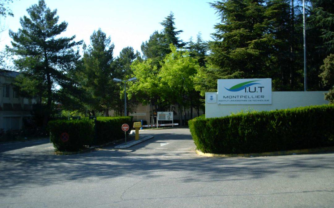 Formation Maitrise IUT Montpellier