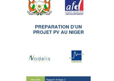 Faisabilité Centrale Niger
