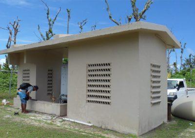 Solar Pumping Kayangel