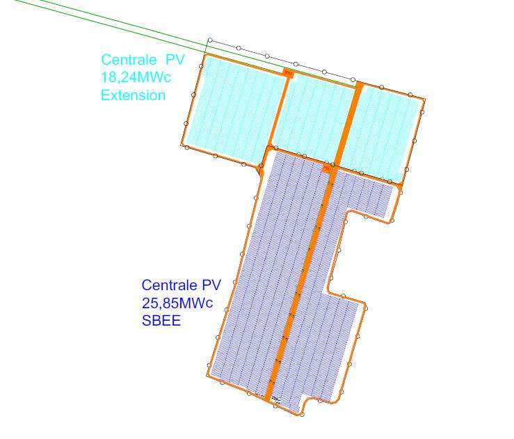 Centrale PV Illoulofin